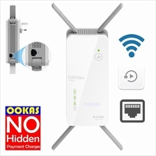 D-Link AC2600 MIMO Wireless Wi-Fi Range Extender Repeater DAP-1860