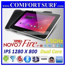 Ainol Novo7 FIRE IPS 2 CORE 1.5GHz 1GB RAM Android 4.0.4 Aurora EL