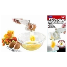 EZ Cracker - Crack & Separate Eggs in Seconds