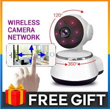 Wireless CCTV IP Camera 720P 960p Network Security Night Vision Wifi