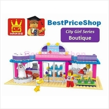 LEGO compatible - Dr Luck City Girl Boutique - Education brick games