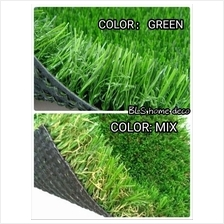 40MM PREMIUM QUALITY ARTIFICIAL GRASS  ( 1m X 1 m ) FAKE SYNTHETIC