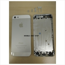 IPhone 5 Back Housing Middle Frame Bezel (white)