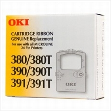 OKI ML390 ML391 ML390T ML391T Ribbon (Genuine) 390 391
