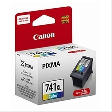 Canon CL-741 XL Color Ink (Genuine) MG2170 MG3170 MG4170 MX437 741XL