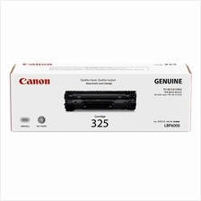Canon Cartridge 325 Black Toner (Genuine) LBP-6000 LBP6000 6030 MF3010