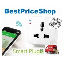 Original Smart Plug Intelligent Phone Remote Control Wifi iOS Android