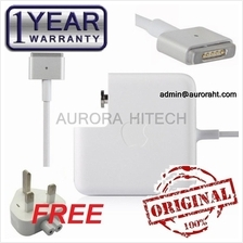 Original Apple Macbook 20V 4.25A 85W Magsafe 2 2014 AC Adapter Charger