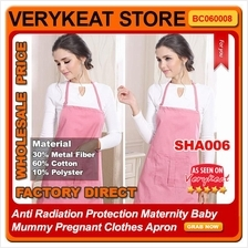 Anti Radiation Protection Maternity Baby Mummy Pregnant Clothes Apron