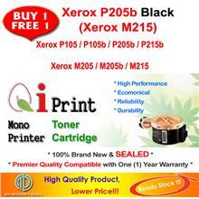 FUJI Xerox P205 215 M205 215 Toner Compatible * BUY-1-FREE-1 *