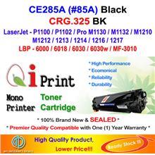 HP CE285A 85A P1102 M1132 CRG 325 Toner Compatible * NEW SEALED *
