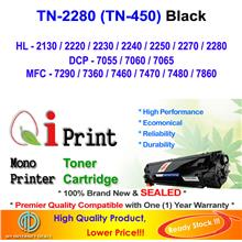 Brother TN2280 TN450 HL2130 2280 7360 Toner Compatible * NEW SEALED *