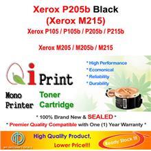 FUJI Xerox P205 215 M205 215 Toner Compatible * NEW SEALED *