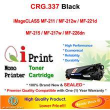 CANON CRG 337 MF211 215 217 M221 Toner Compatible * NEW SEALED *