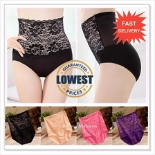 6pcs + RM6/Pcs ONLY ! Sexy Lace High Waist Panty / Panties / Underwear