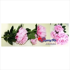PEONY ARTIFICIAL FLOWER / FLORAL DECORATION