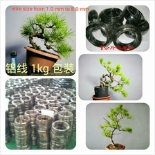 BRONZE COLOR ALUMINIUM BONSAI GARDENING WIRE( 1 KG )