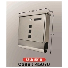 High Quality 304 Stainless Steel Mail Box Pos Box Letter Box