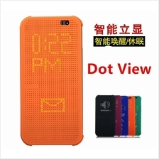HTC E8 M8 M9Plus Desire626 628 820 826 Butterfly EYE DotView Flip Case