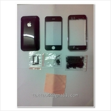 Housing cover for Apple iPhone 3G 16GB Black .
