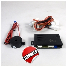 Plug N Play Auto Lock and Buzzer Perodua Axia SE/Advance Spec