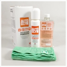 AutoGlym Silicone Pumpasol Cleaner & Protectant Kit