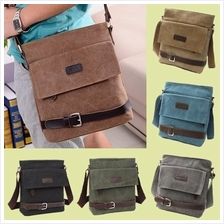 Stylish Men Canvas Bag/Messenger Bag/Shoulder Bag/Sling Bag/Ipad Bag