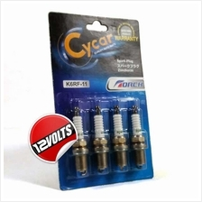 Torch Spark Plug (4 PCS) for Proton Wira 1.6, Waja 1.6, Satria 1.6/1.8..