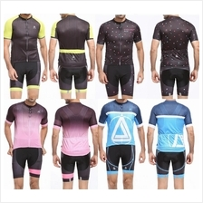 5a2efd20e Men Fashion Bicycle Cycling Biking Bike Jersey n Pants baju basikal1