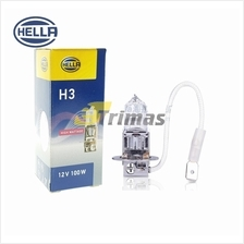 8GH002090153 Genuine Hella H3 12V 100W Fog Lamp Halogen Light Bulb