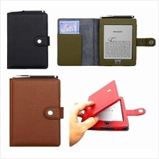 Kindle Touch casing flip cover pu leather case (sku9763)
