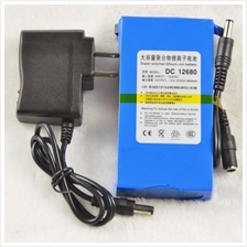 6800 UPS Battery Pack Lithium Ion  12V Max 6A