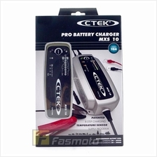 CTEK 56-818 MXS 10 Pro 12V Battery Charger 10A max (UK Plug) MXS10