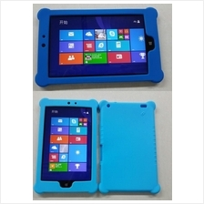 Soft silicon Case for Lenovo Miix 2 8-inches Free Screen Protector