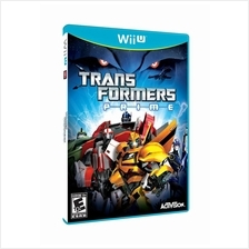Transformers Prime: The Game - Nintendo Wii U