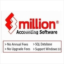 Million Accounting Billing Stock SST Ready Migrate UBS Data