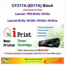 Qi Print HP CF217A 17A M102 M130 Toner Compatible * NEW SEALED *