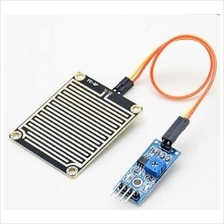 3.3-5V Arduino Rain raindrop rain sensor module high sensitivity