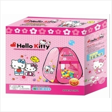 HELLO KITTY PLAYTENT WITH BALLS