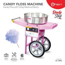 Fresco Candy Floss Machine SC-M03