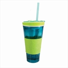 Snackeez For Snack And Drink In One Cup
