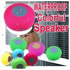 OFFER! BTS-06 Mini Bluetooth Speaker With Suction Cup