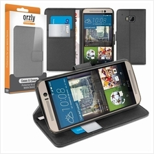 Orzly Wallet Case for HTC One M9 / htc one m9