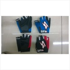 Fitness Gym Bike Glove (Sarung Tangan Fitness Sport Gym)