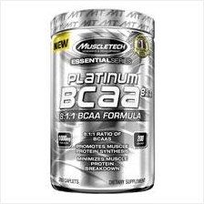 MT Platinum BCAA 200 Tabs 8X Strength (Build Muscle,Recover,Hardness)