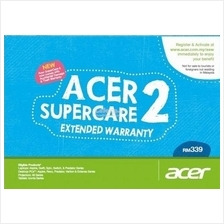 Acer New SuperCare 2 Extended Warranty *3 Years* with Acc Damage