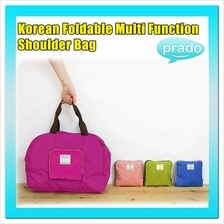 Korean Foldable Multifunction Shoulder Bag Travel Pouch Shopper Street