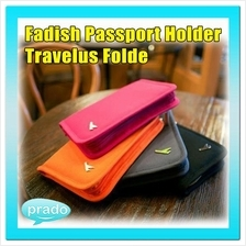 Fadish full short paragraph Passport Holder TravelusFolde scs