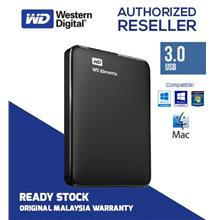 WD Western Digital 1TB USB3.0 Portable External Hard Disk