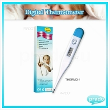 Digital Thermometer Fast Accurate Reading  LCD Temperature THERMO-1scs